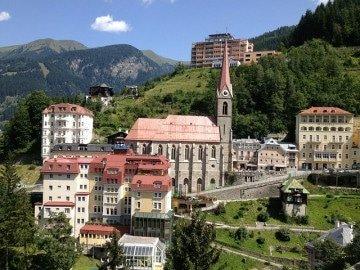 Spar opptil 3.000 kr rabatt på reiser til Bad Gastein hos STS Alpereiser