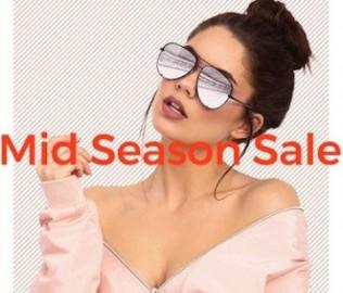 Mid Season Sale: Spar opptil 70% rabatt på damemote hos Nelly